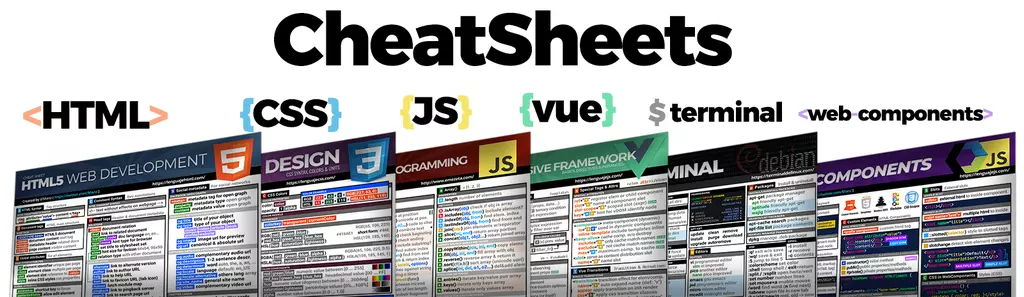 Cheatsheet Web Development